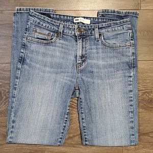 ❤LEVIS MID-RISE SKINNY JEANS, SIZE 8 (29)